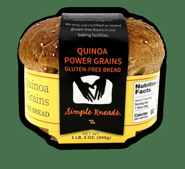 QUINOA POWER GRAINS
